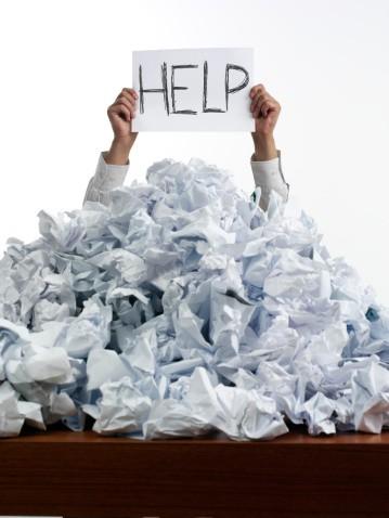 4 degrees of job stress
