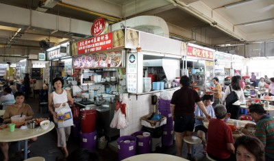 Young want a taste of being own boss at hawker stalls