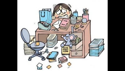 Get rid of that desk clutter