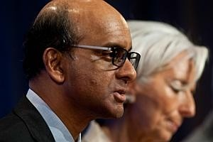 Jobs and growth in focus at IMF meetings