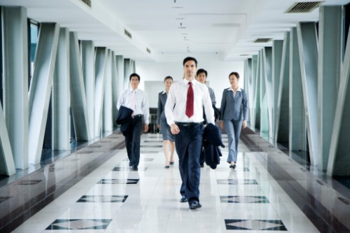 Most staff go for training to get promotion: Poll