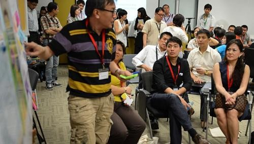 Seize opportunities for lifelong learning'