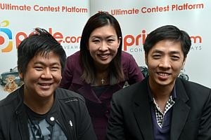 Bridging consumers and businesses through contests