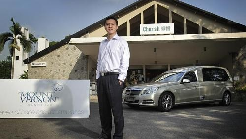 Breathing new life into funeral business