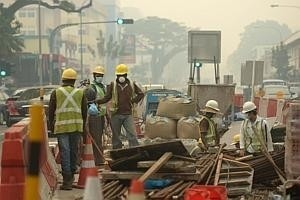 Construction players hoping that problem won't linger