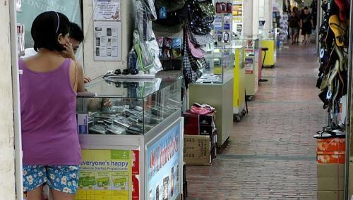Heartland shops doing good business