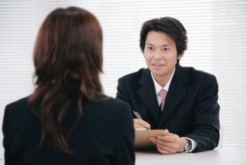 Get through a receptionist interview