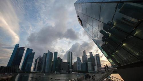 Why Singapore growth beat regional trend