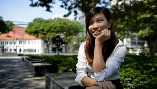 Undergrad eyes future in trading commodities