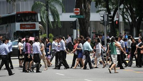 More than 7 in 10 S'pore workers happy: Survey