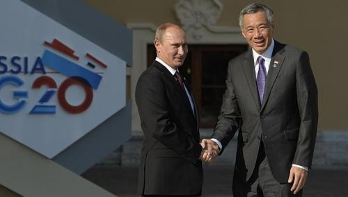 PM Lee to G-20: No avoiding reforms for long term