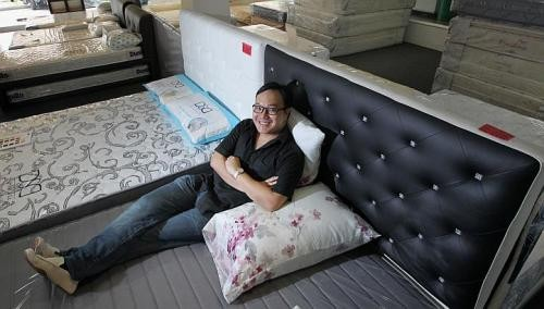 Mattress king boss is no layabout in investments