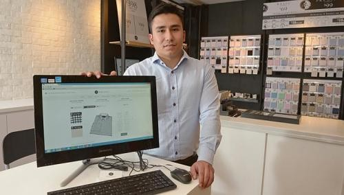 Digital profiling a perfect fit for tailoring chain