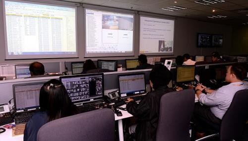 Changi's security stays trim with tech