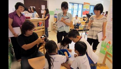 The classroom as lab, the teacher as researcher
