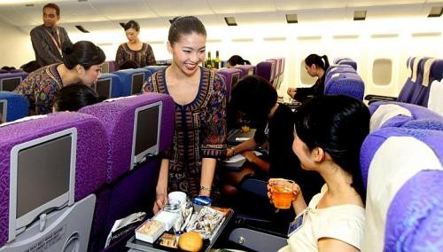 Better recognition for SIA cabin crew course