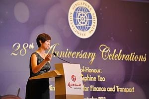 Maritime sector to bounce back soon: Josephine Teo