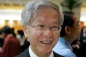 Ex-CJ is first NUS Law distinguished fellow