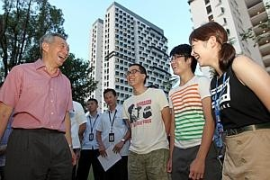 Improving tertiary education not just a numbers game: PM Lee