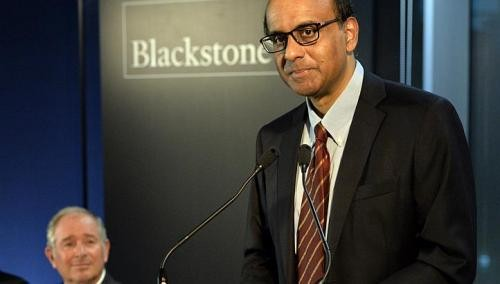 Blackstone office 'a sign of opportunities in Asia'