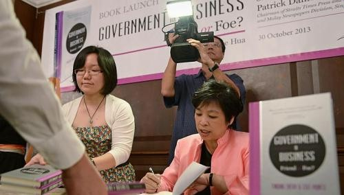 'What is Govt's role in business?'