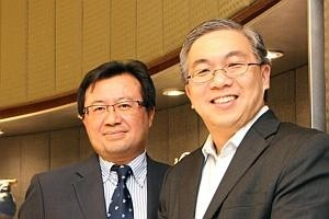 WongPartnership ties up with Malaysian firm