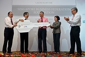 SBF sets up foundation to boost corporate activism