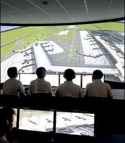 Poly's aviation course gets real at virtual aerodrome