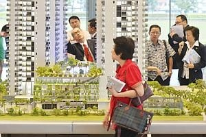 Developers go overseas as local market weakens
