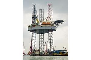 Keppel FELS sets world record for rig deliveries