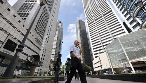 Office market ends 2013 with higher rents, occupancy