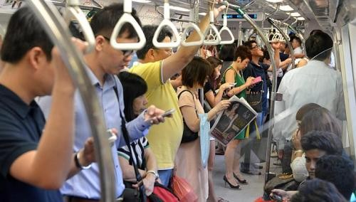 Shorter wait on MRT with more train trips