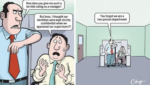 Two-way appraisal: Is that the way to a better workplace?