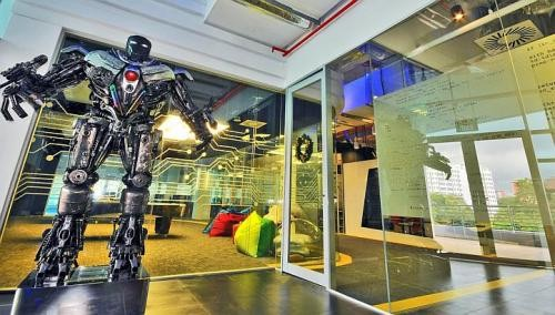 Google's data centre in Singapore up and running