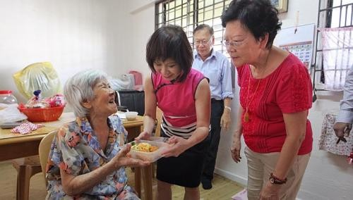 Meals on wheels for elderly to get tastier, healthier