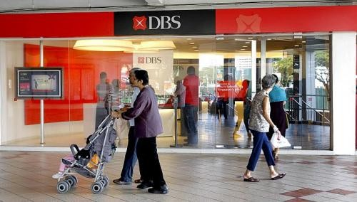DBS is Singapore's most valuable banking brand: Study