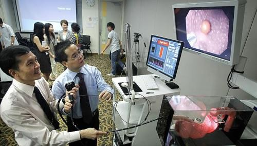Scientists at NUS develop new cancer screening tool