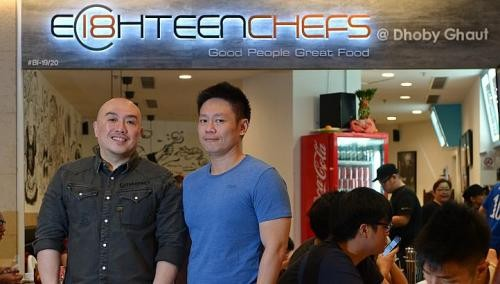 First S'pore social enterprise franchise
