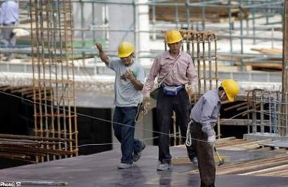 On the cards: A minimum quota of higher-skilled construction workers