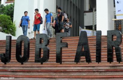 Only half of Filipino graduates likely to get jobs
