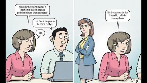 New schemes help US women get back to work
