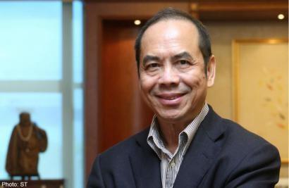 Popiah King turns emotional at Singapore Business Awards
