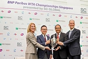 SC Global is presenting sponsor for BNP WTA Championships
