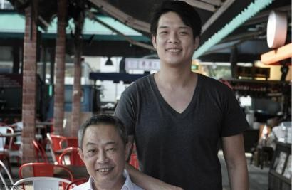 Dennis Foo to retire, son to step up