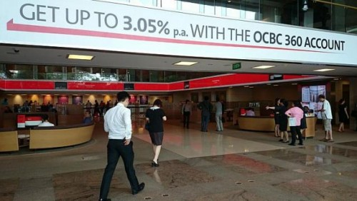 OCBC aims to reel in young professionals