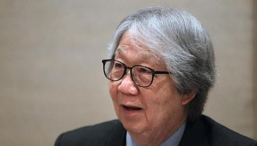 Singapore's Ambassador Tommy Koh receives Great Negotiator Award from Harvard