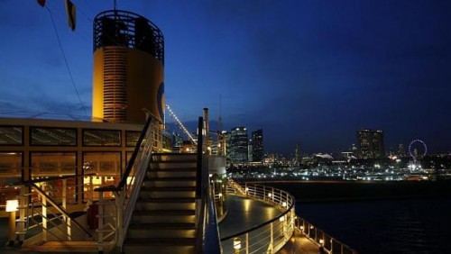 Singapore's cruise industry faces headwinds