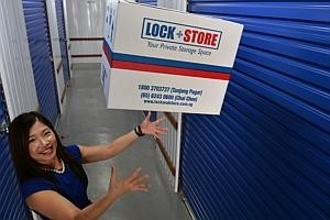 What's in store for Lock+Store