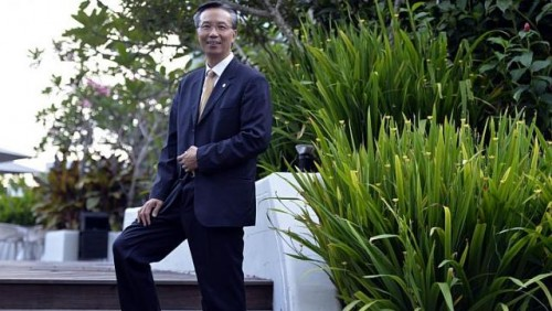 He took the plunge to build brand of serviced apartments