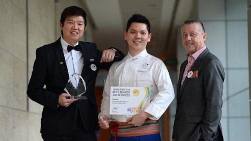 Carousel scoops fifth win as best buffet restaurant